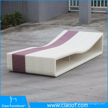 Wholesale Wicker Patio Lounger, Wicker Deck Chairs