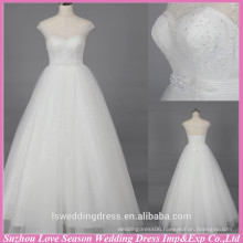 WD6026 Quality fabric heavy handmade export quality see through corset buying wedding dresses from China sequins wedding dress