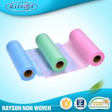 Новейший продукт 35гр смс нетканого сырья санитарной салфетки