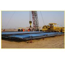 Tuyau ou tube à haute pression d'époxyde de pétrole ou d'huile