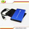 "2.5 ""USB2.0 Portable externo IDE disco rígido recinto"