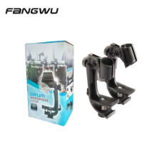 Factory Wholesale Adjustable Microphone Clip For Drum