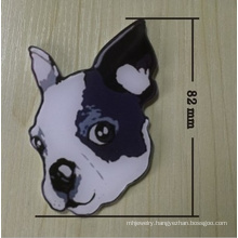 Cute Dog Brooch with SGS Approved