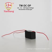 Постоянного тока 3.6 В-6В 7кв увеличить шаг до модуля питания высокого напряжения генератора