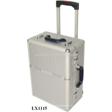 caja de equipaje de aluminio portable por mayor de China fábrica buena calidad