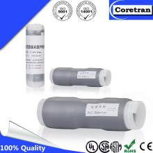 Tubo de silicona de caucho de silicona profesional para aislamiento eléctrico