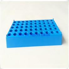 2ML Vial Rack Plastic Blue
