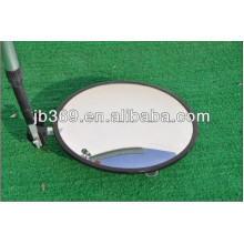 inspection mirror for vehicle with safety usage