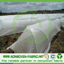 Agricultural Fabric Nonwoven in White Color
