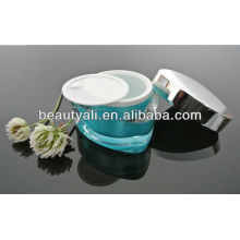 15g,30g,50g triangle shaped acrylic cream cosmetic container