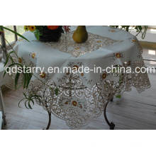 Embroidery Table Cloth St1754