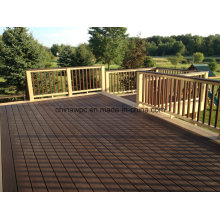 Eco-Friendly WPC (Wood Plastic Composite) Decking