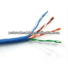 Сетевой кабель Cat5e 24AWG, полоса пропускания до 100 МГц
