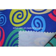 Tela de tapicería 100% del poliéster para la silla / el sofá