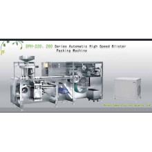 Hochgeschwindigkeits Al / Pl Blister-Verpackungsmaschine