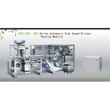 Dph Series Roller Type High Speed ​​Al / PVC Blister Packaging Machine