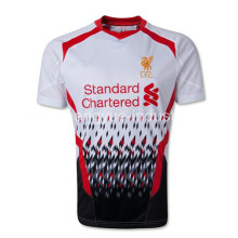 quente novo arrvial de futebol jersey da equipa e shorts para relativo à promoção
