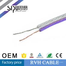 SIPU высокое качество RVH фабрика Цена RVH, звуковой кабель динамика кабель 2,5 мм