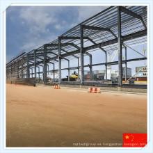 Q235 Q345 moderno gran Sapn Steel Frame Building