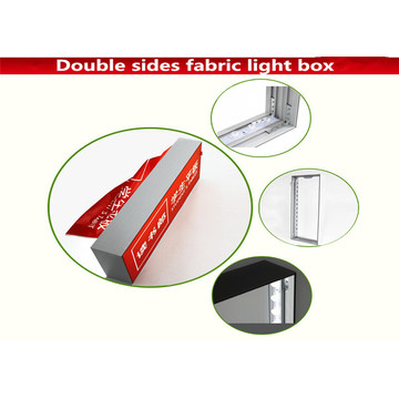 New Design Frameless Backlit Light Box Frames
