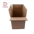 Exibição de alta qualidade dobrável caixa de embalagens de papel reciclável corrugado