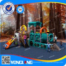 Treinar equipamentos para parques infantis
