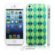 Original Decorated Mobile Phone Colorful Case Skin for iPhone5/5S