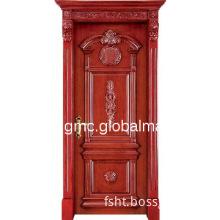 carved interior wooden main door