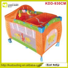 Hersteller Baby Play yard Windelwechsler Baldachin mit Spielzeug