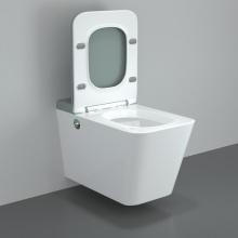 Europe Design Economic Modern Bathroom Rimless Toilet