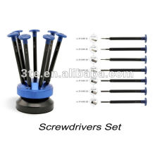 Small Optical Screwdriver Set