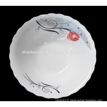 Normal design hot sale ceramic deep bowl