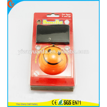 Hot Selling Funny Toy Orange Smile Wrist Rubber Bounce Ball