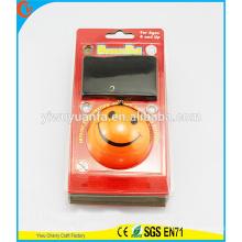 Горячая Распродажа Забавные Игрушки Оранжевый Улыбкой Наручные Резиновые Прыгающий Мяч