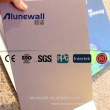 Вступайте спектра Alunewall отделка алюминиевые композитные панели / листы АКП