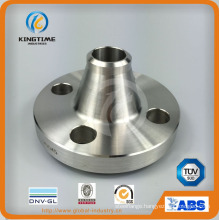 Stainless Steel Weld Neck Forged Flange with TUV (Kt0002)