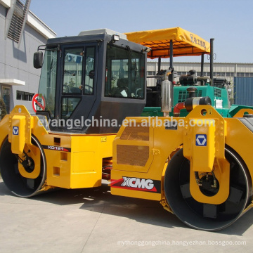 HOT SALE Road Roller XD121E Double Drum vibratory Roller