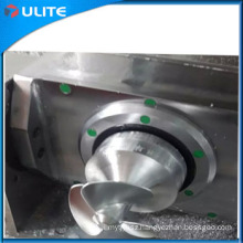 manufacturer aluminum 5 axis cnc milling car wheel components