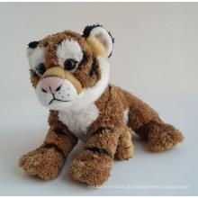 Kundenspezifischer Soem-Entwurf! Tiger-angefülltes Tierplüsch-Spielzeug