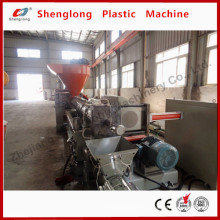 Waste PP PE Recycling Extruder Machine Plastic