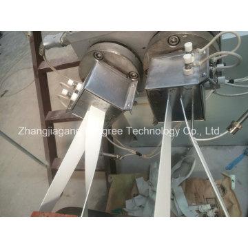 Machine d'extrudeuse brillante de bande de bord de PVC de meubles