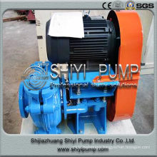 Heavy Duty Mineral Processing Slurry Pump to Suck Sludge & Mud