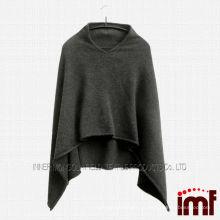 Poncho de lã elegante 2014