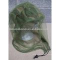 Head net with waterproof roof