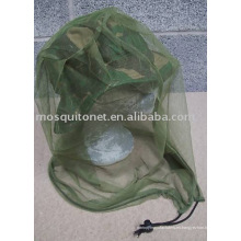 Red de cabeza con techo impermeable