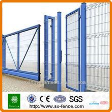 Дизайн фасадных ворот