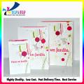 Carry Strap White Paper saco brilhante com impressão