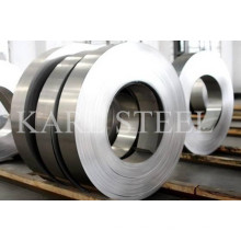 Alta qualidade 201 2b acabamento bobina de aço inoxidável