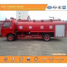 HOWO 4X2 multifunctional pump fire truck