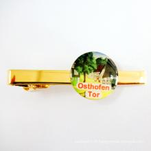 Gold Tie Bar pour vêtements (m-TB05)